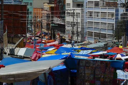 Mercado on Zolilo Flores - La Paz, Bolivia