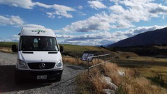 United Campervans Motorhome, South Island, New Zealand (thedailyenglishshow) Tags: new trip travel summer vacation holiday home casa tour zeeland roadtrip zealand motor van rv camper motorhome aotearoa nueva nouvelle zelanda wohnmobil campervan neuseeland nieuw autocaravana rodante vhicule campingcar zlande rcratif matkailuauto neozelandese nzst2011 autocampere