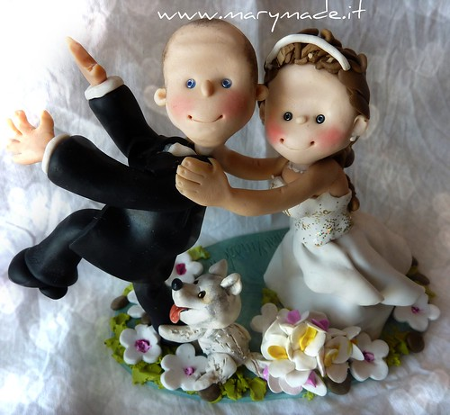 Cake toppers - Weddings
