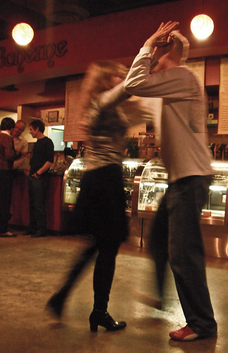 Salsa Night, Cafe Boheme