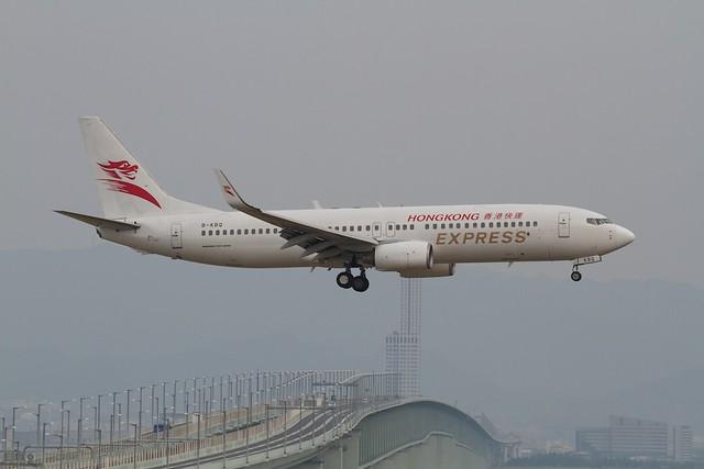 Hong Kong Express B737-800