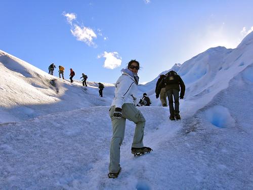 Wendy Mini Trekking Glacier Perito Moreno