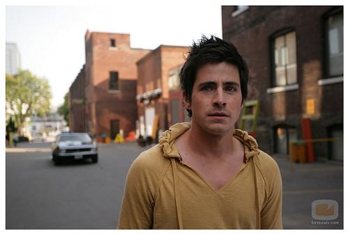 Craig Olejnik (Toby Logan) from The Listener