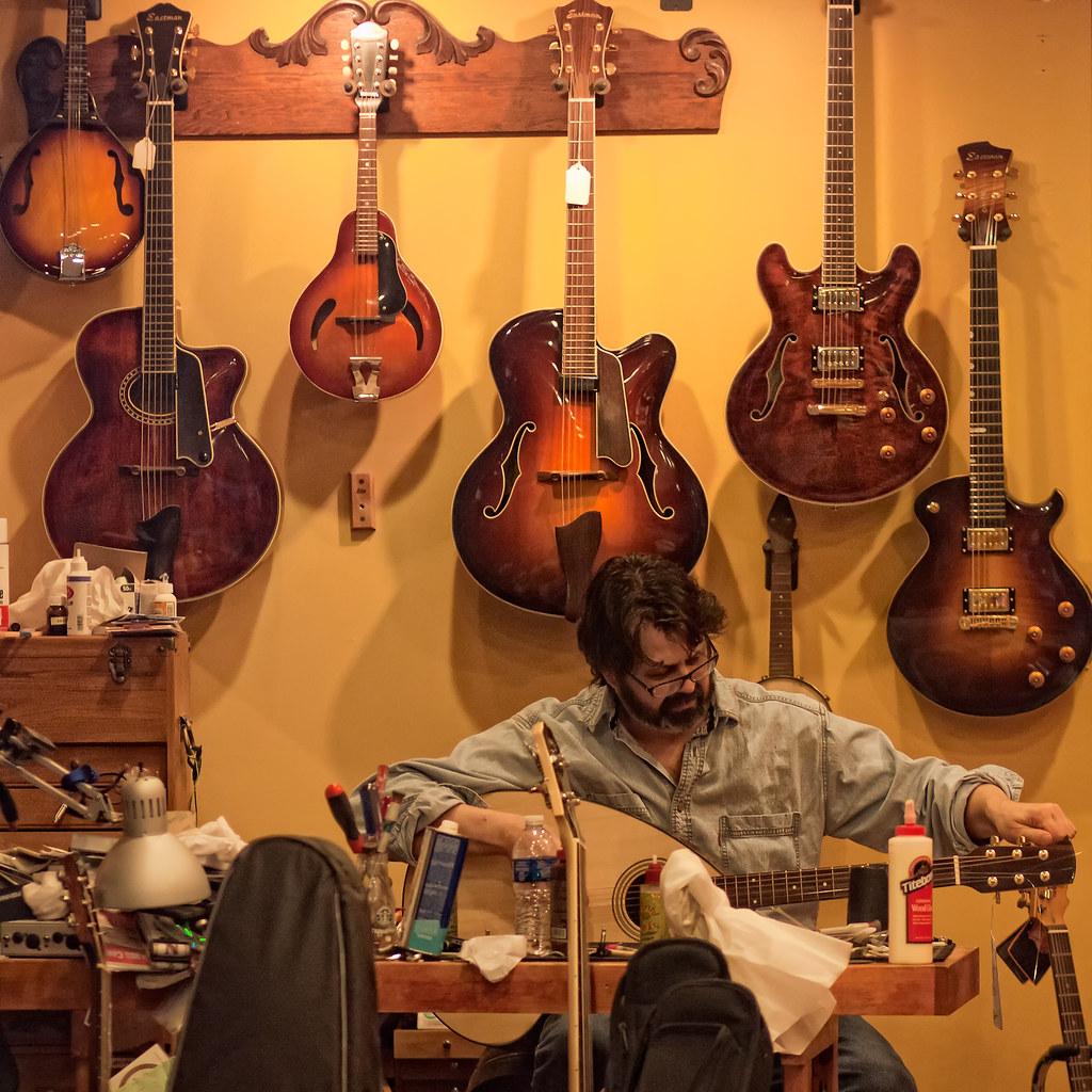 Guitar guy   95/365