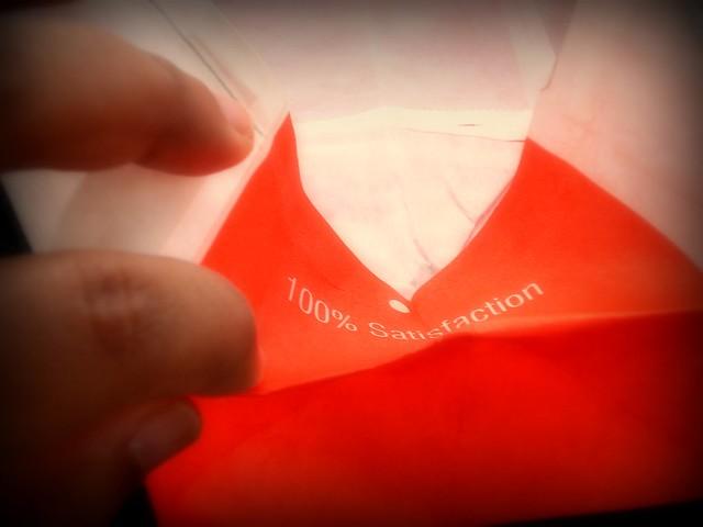 bag folding