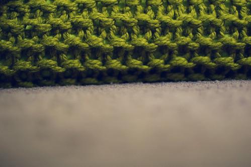 fat garter stitch