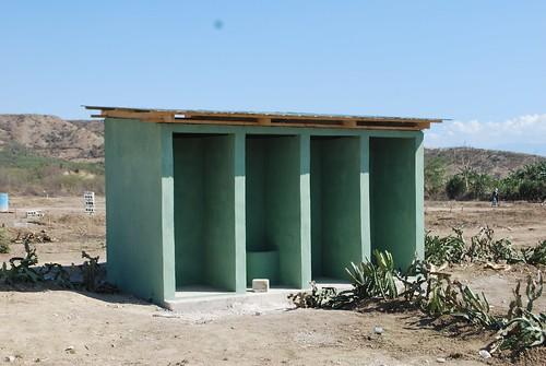 bathroom building