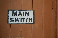 Main Switch (Alexandra Bone Photography) Tags: alex south australia prison alexandra jail adelaide bone convict gaol gallows execution prisoners convicts 2011 southaustralia alexandrabone alexbone wwwalexandrabonecouk alexandrabonephotography adelaidegaol
