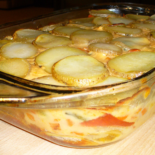 2011-04-07 - Cheesy Vegan Potato Casserole - 0012