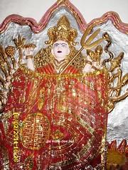 Durga Maa ▬  Near Baan Gangaa (maa vaishnodevi ji) (Sanjeev Bali ( bunty)) Tags: ji live biz dee bol jai yatra mata darshan maa parchi devi kalka jwala chintpurni jhandewali maavaishno shrinebord