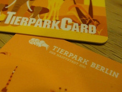 Tierpark Card