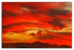 BURNING HEAVEN (mutter2009 *OFF*) Tags: southafrica searchthebest sunsets helderberg somersetwest simplybeautiful rubyphotographer yourphototfoto sognidreams spectacularsunsetsandsunrises valsbay