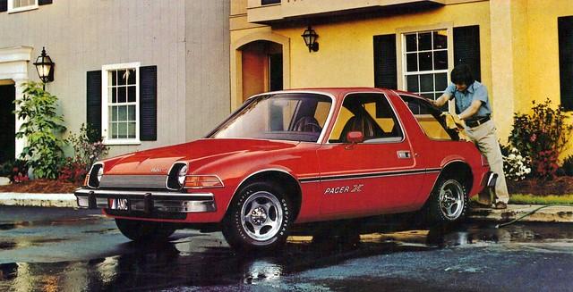 1976 American Motors Pacer X