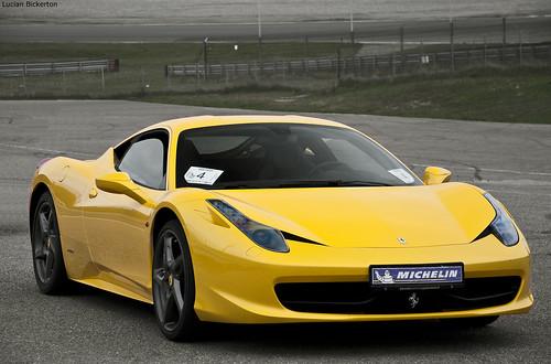 Ferrari 458 Italia in stunning