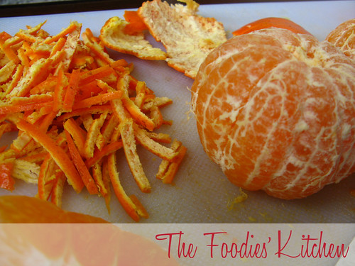 Tangerine Marmalade | The Foodies' Kitchen