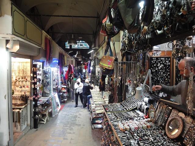 Bazares e lojas de artesanato em Istambul