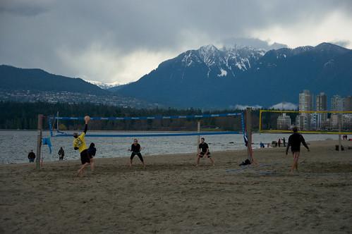 Mountain Beach Volley