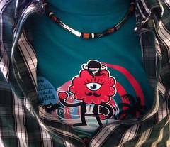 T-shirt Shaky Razz by Duvengar (La Fraise) (https://www.instagram.com/o_khun/) Tags: red green rouge la vert strong shaky bacardi fraise razz sapin framboise lafraise duvengar shakyrazz vertsapin bacardiframboise shakyrazzduvengar