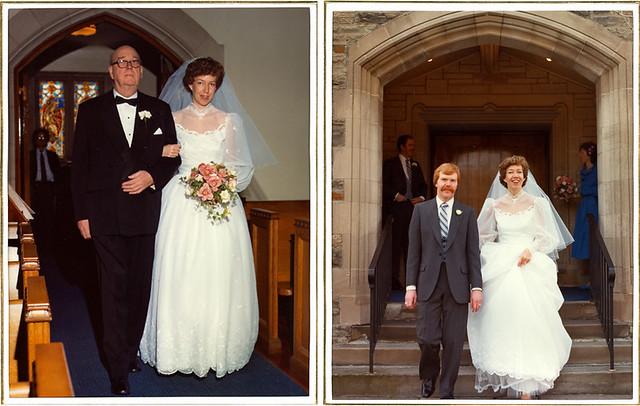 1983 wedding