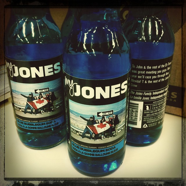 So awesome! Rec'd the #Ehteam bottles from @JonesSodaCo