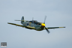 G-BWUE - 223 - Historic Flying Ltd - Hispano HA.1112-M1L Buchon - 100905 - Duxford - Steven Gray - IMG_7225