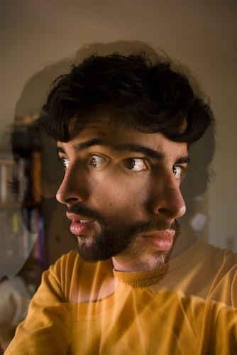auto-retrato #37: double vision