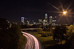 Charlotte Skyline 3 (ROBINEW) Tags: from rebel is view you photos or efs1855mm everyone xs f3556 nightx sunsetx skylinex charlottex lightzonex