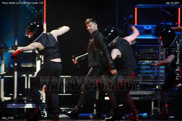 Ricky Martin en Prudential Center 142 by MannyZoom