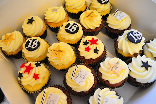 Incredible Hollywood Themed Birthday Cupcakes 500 x 332 · 162 kB · jpeg
