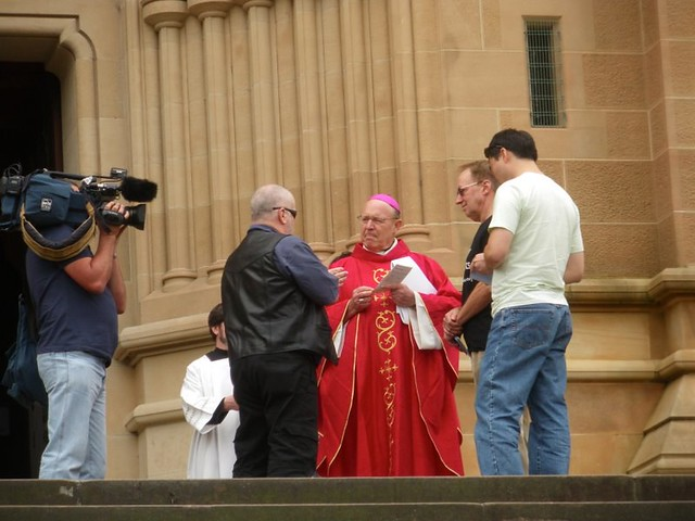 Cardinal Pell and Sydney Atheists