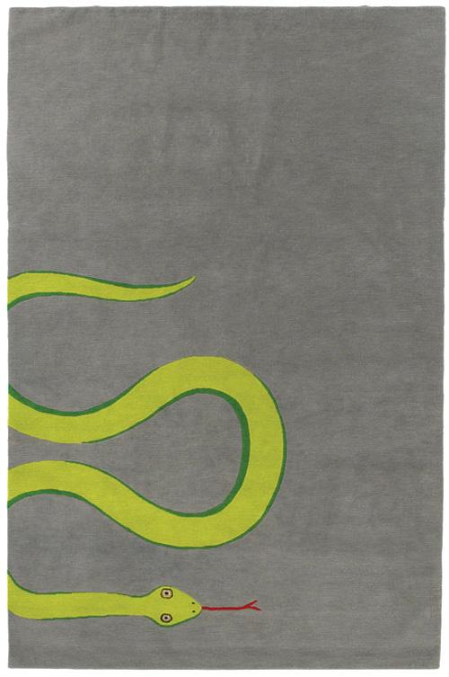 snake-rug