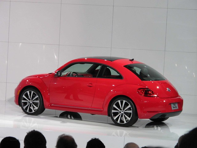 2012 Volkswagen Beetle- NY Auto Show World Debut..003