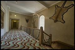 Ramgarh Lodge - landing (louisetolman) Tags: india jaipur 4exp gatewayhotel ramgarhlodge snshdr lat5753hdr4