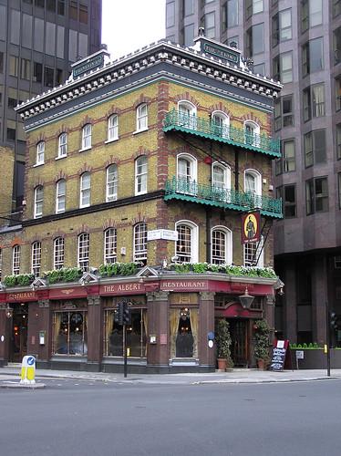 Typical London Pub