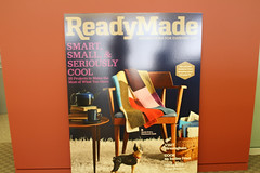 ReadyMade Magazine Cover