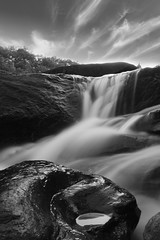 High Falls State Park (Robby Ryke) Tags: usa canon waterfall high rocks slow silk falls blanket shutter