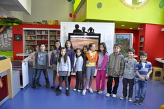 21-4-11- 004 (Veria Public Library) Tags: library greece earthday veria  21411   americancornerveria