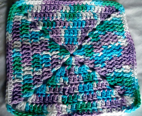 Crocheted Dishcloth #3