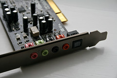 desktop digital computer pc amp component asus hifi pci headphone dg dolby soundcard xonar