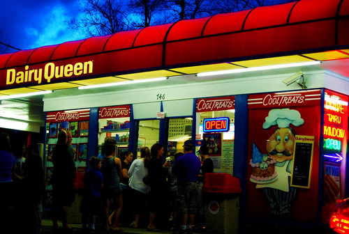 First DQ of the Season