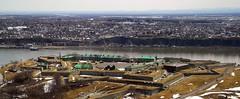 Panorama - Québec - La citadelle (eburriel) Tags: canada america national québec capitale fortification qc emmanuel fleuve vauban citadelle amérique burriel eburriel emmanuelburriel