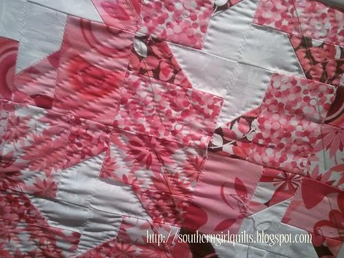 Pink Texas Pinwheels