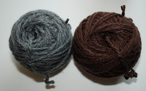 Centre pull yarn balls