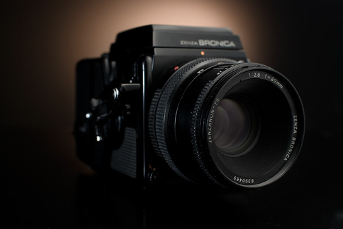 The Bronica is Back by killy