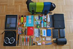 What's in my bag May 1st, 2011 (Do8y) Tags: moleskine water ball bag army mirror bottle whats disneyland swiss knife dental que absinthe headphones messenger uni knives pens care timbuk2 eurodisney whatsinmybag wenger sigg orbit ordning bose stabilo uniball iphone victorinox laguiole reda ipad carandache volant dache caran gelaskins gelaskin saridon livescribe curaprox saisje headnache