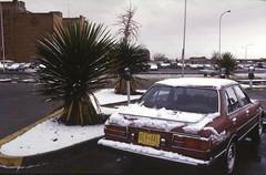 Alburqerque New Mexico Easter 1988 (D70) Tags: road new trip usa greyhound snow newmexico fall film honda accord easter mexico nikon scanner 1988 slide covered kodachrome fe recent tamarack 64iso 64asa alburqerque