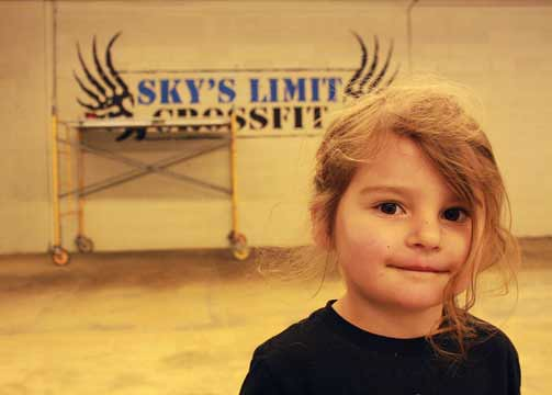 Sky's Limit CrossFit inspiration