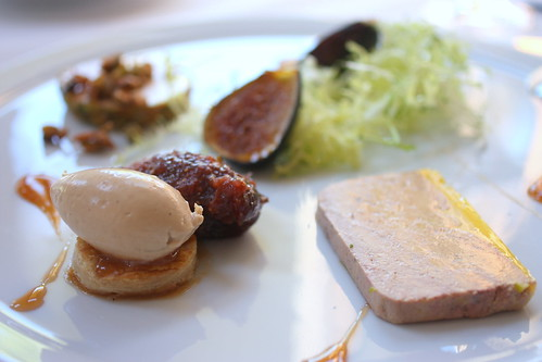 Tasting of Cold Foie Gras Preparation