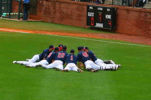 Vanderbilt University Baseball Team