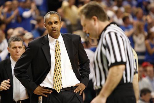 Former Georgia Tech coach Paul Hewitt will replace Jim Larranaga as head coah of Mason's men's basketball team.Photo Courtesy of  flickr user geeknerd99